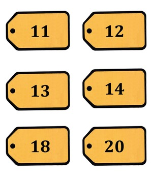 "FREE ""Math Activity with Sums to 20"" -For Individuals or Centers"