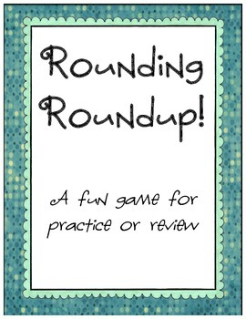 Math Game: Rounding Roundup!