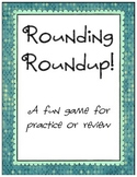 Math Game: Rounding Roundup!