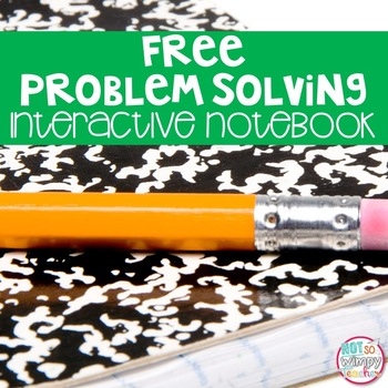 FREE Math Interactive Notebook Activities