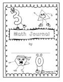 FREE Math Journal Covers