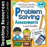 FREE Math Problem Solving Assessment Pack