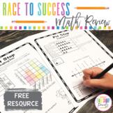 FREE 3rd Grade Math Test Prep   Review