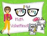 Math Valentines for your students!