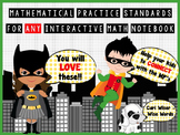 FREE Mathematical Practice Standards for Interactive Math