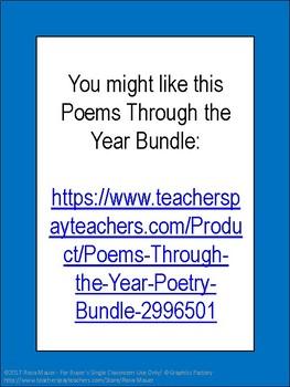 FREE Memorial Day Poem