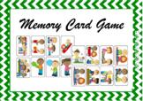 FREE Memory Card Game