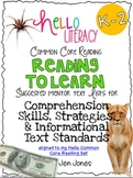 FREE Mentor Text Lists for Common Core Informational Reading Standards {K-2}