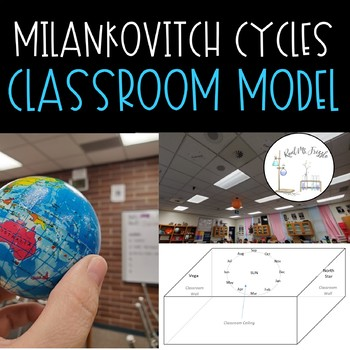 FREE! Milankovitch Cycle Classroom-Sized Model