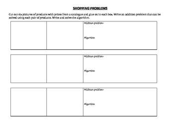 FREE Money - Shopping Problems