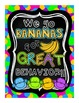 {FREE} Monkey and Banana Behavior Incentive Board