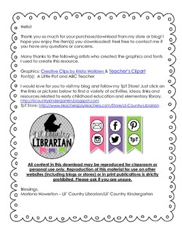 FREE Monsters Love Underpants Activity Sheet