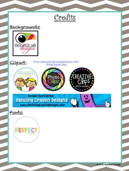 FREE Monthly Parent Newsletter (Editable)