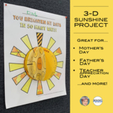 FREE  Father's Day Activity, Mother's Day Activity and/or