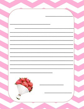 FREE Mother's Day Letter Paper
