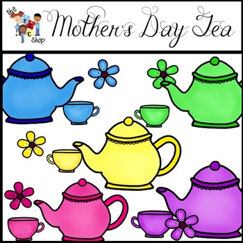 FREE! Mother's Day Tea