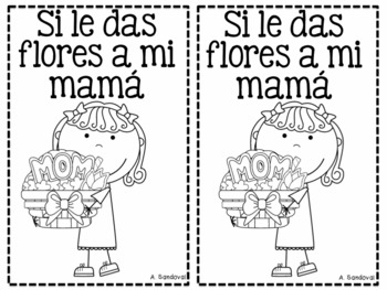 FREE Mother's Day in Spanish