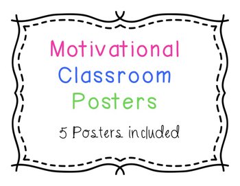 FREE Motivational Posters