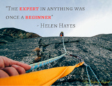 Motivational Posters for ESL Students & Language Learners