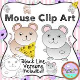 Fat Mouse Clip Art Images