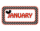 FREE Mouse Month Headers