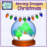 {FREE} Moving images for Smartboard - Christmas theme