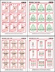 FREE Multi-Match Game Cards 2A: Arrays of Christmas Cookies as Equal Addends