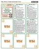 FREE Multi-Match Game Cards 3A: Top 9 Multiplication Facts with Christmas Trees
