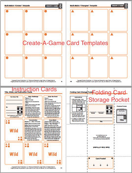 FREE Multi-Match Math Games Guide for Grades 3-4-5 (English/Spanish)