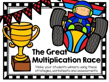 Multiplication Strategies Bundle
