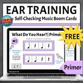 FREE Elementary Music Rhythm Pattern Identification | Boom