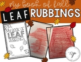 FREE My Book of Leaf Rubbings