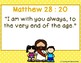 FREE My First Bible Verses Posters Cards