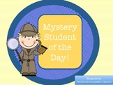 FREE Mystery Student Incentive Tickets