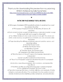 Narrative, Opinion, and Expository Writing Prompts--Sample Writer's Notebook