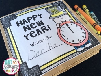 FREE New Year Paper Bag Book