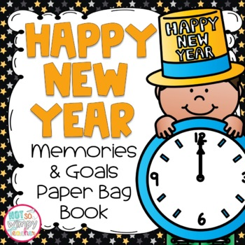 FREE New Year Paper Bag Book