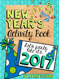 {FREE!} New Year's Activity Book