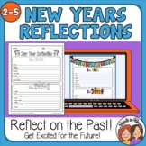New Years Reflection for 2017-2018