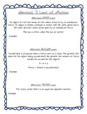 FREE Newton's Laws of Motion Handout: Force and Motion