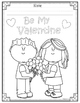 FREE No Prep Valentine Numbers and Colors Sampler