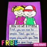 FREE No Prep Writing Crafts