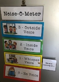 FREE Noise-o-Meter / Noise control