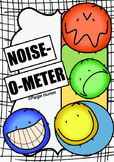 FREE Noise-o-meter Classroom Volume Control