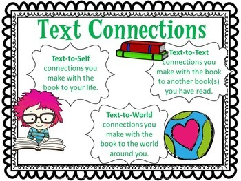 *Free* Readers Workshop: Make Text Connections