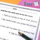 FREE Noun or Verb No Prep Printables