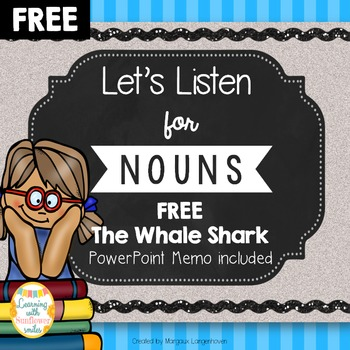 FREE Nouns Listening