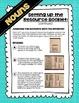 "Nouns ""No Cut"" Interactive Notebook Mini Book Resource (FREE)"