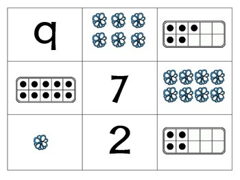 FREE! Number Bingo 1-10