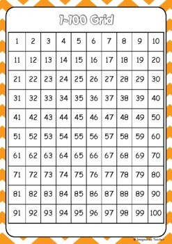 FREE Number Grids